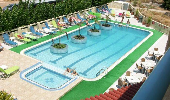 Nikos Hotel - Search for free rooms and guaranteed low rates in Malia 24 photos
