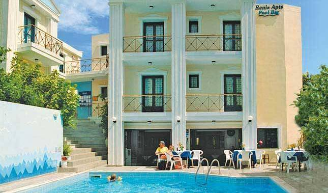 Renia Hotel Apartments - Search for free rooms and guaranteed low rates in Irakleion 32 photos