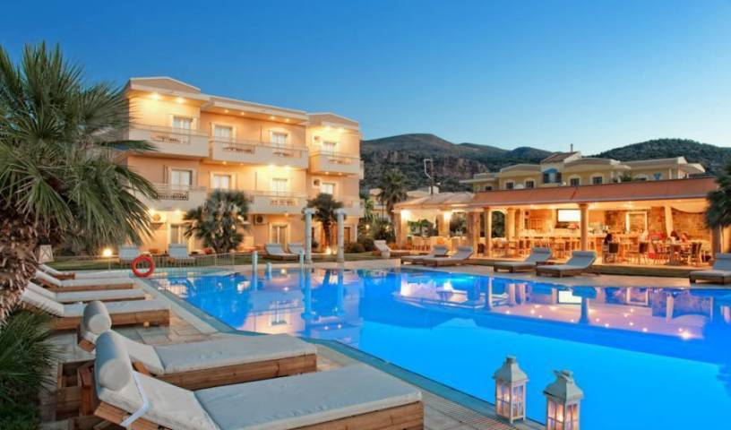 Socrates Hotel - Search for free rooms and guaranteed low rates in Malia 23 photos