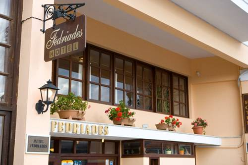 Fedriades Delphi Hotel, Dhelfoi, Greece, safest hotels and hostels in Dhelfoi