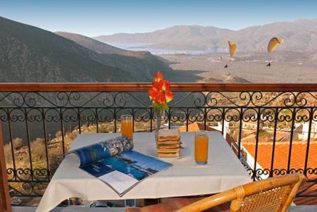Fedriades Delphi Hotel, Dhelfoi, Greece, Greece ξενοδοχεία και ξενώνες