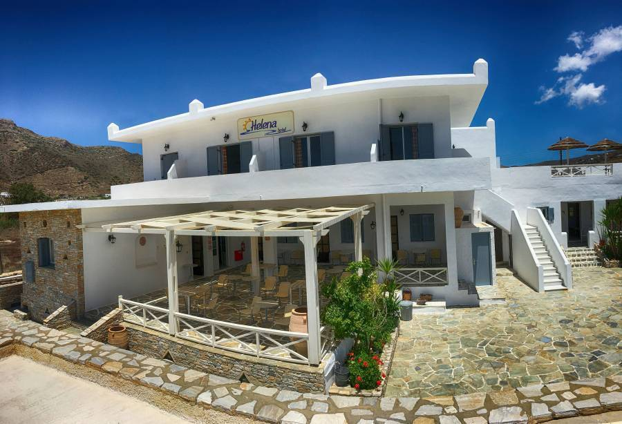 Hotel Helena, Ios, Greece, Greece hotels and hostels