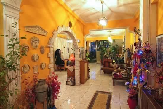 Hotel Varonos, Dhelfoi, Greece, inspirational travel and hotels in Dhelfoi