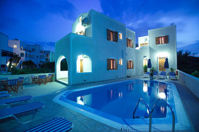 Kelenis Apartments, Karteradhos, Greece, Greece hotels and hostels
