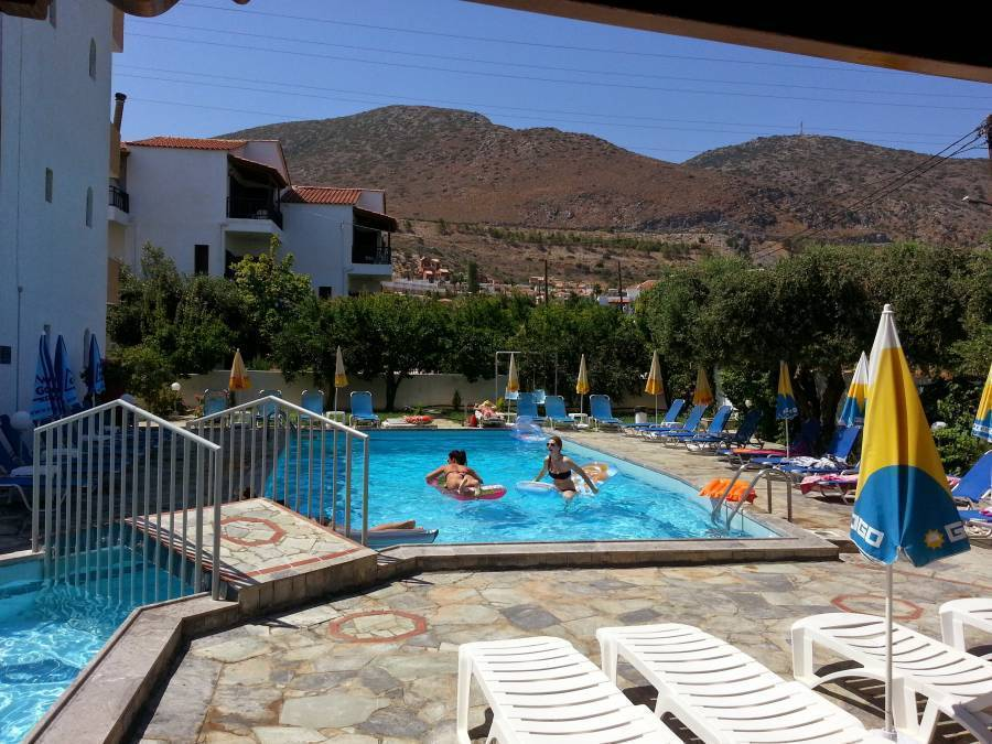 Krits Hotel, Chersonissos, Greece, hotel bookings at last minute in Chersonissos