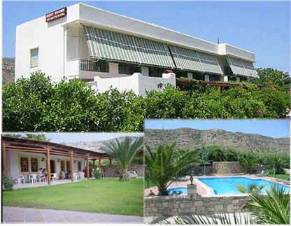 Matala Dimitris Villas And Hotels, Matala, Greece, hotel and hostel world best places to stay in Matala