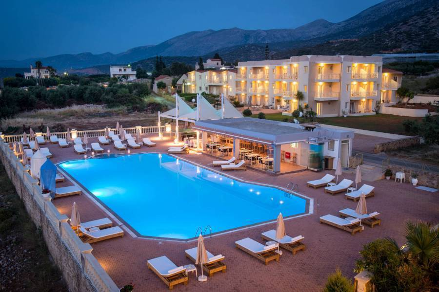 Notos Heights Hotel and Suites, Malia, Greece, Greece hotels and hostels