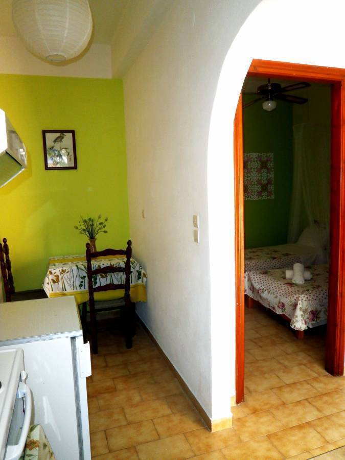 Paraskevi Apartments, Corfu, Greece, low cost vacations in Corfu
