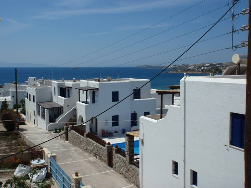 Paros Villa Giorgio, Piso Livadi, Greece, cities with the best weather, book your hotel in Piso Livadi