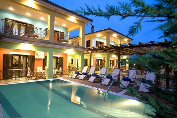 Prestige Villas, Lefkada, Greece, Greece hotels and hostels