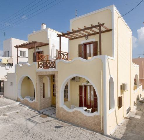 San Giorgio's Villas, Thira, Greece, Greece hotels en hostels