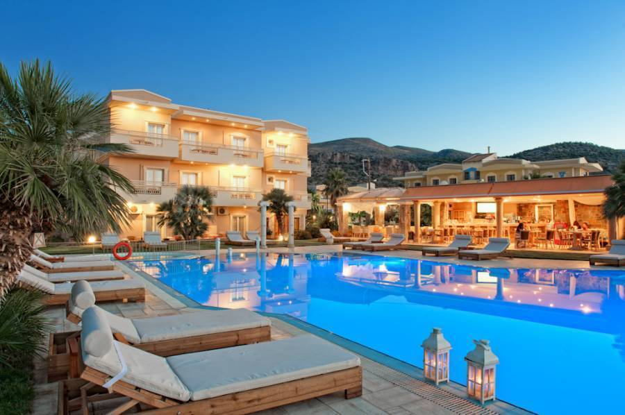 Socrates Hotel, Malia, Greece, Greece hostels and hotels