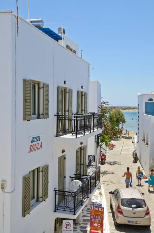 Soula Hotel, Naxos, Greece, Greece khách sạn và ký túc xá