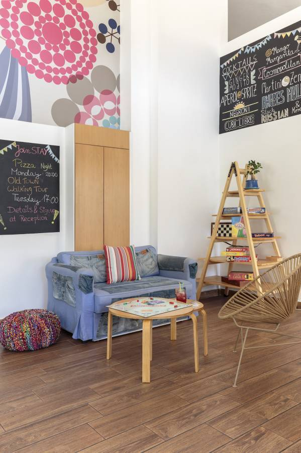 Stay Hostel Rhodes, Rodos, Greece, best North American and South American hotel destinations in Rodos