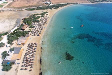 Surfing Beach Village, Naousa, Greece, stay in a hotel and meet the real world, not a tourist brochure in Naousa