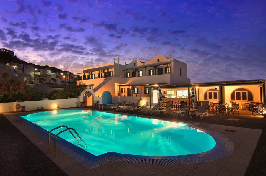 Thira's Dolphin, Santorini, Greece, Greece hotels and hostels