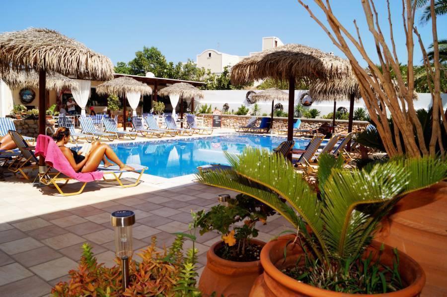Villa Angira, Nisos Thira, Greece, Greece hotels and hostels