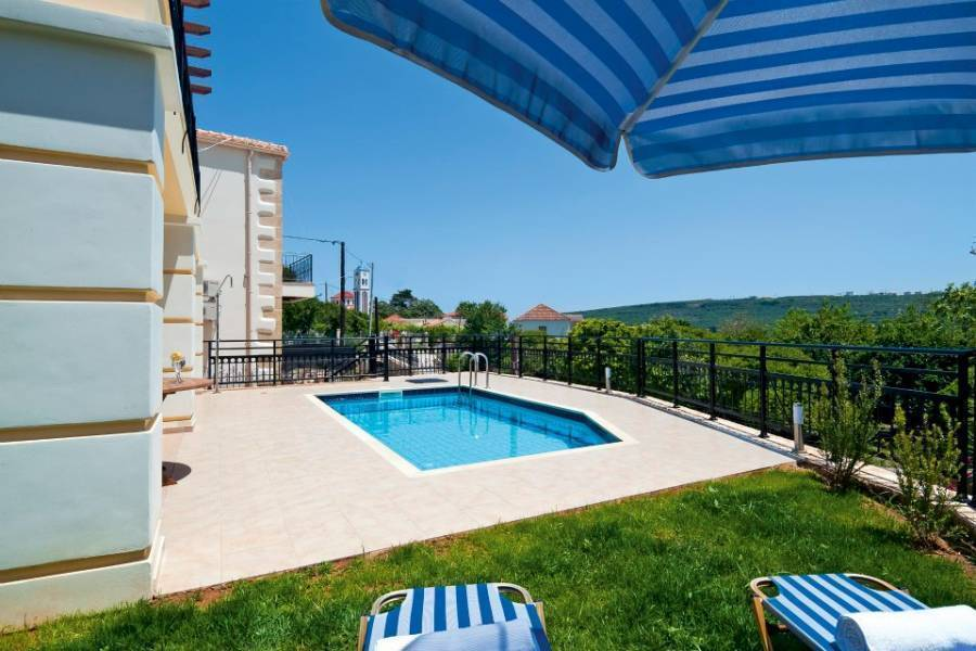 Villa Eleytheria, Chania, Greece, Greece hotels and hostels