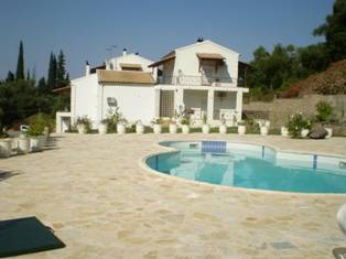Villa Hacienda, Corfu, Greece, Greece hostels and hotels