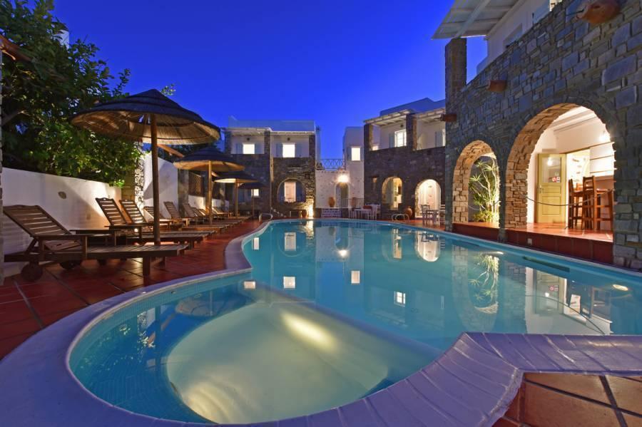 Zefi Hotel, Naousa, Greece, Greece hotels and hostels