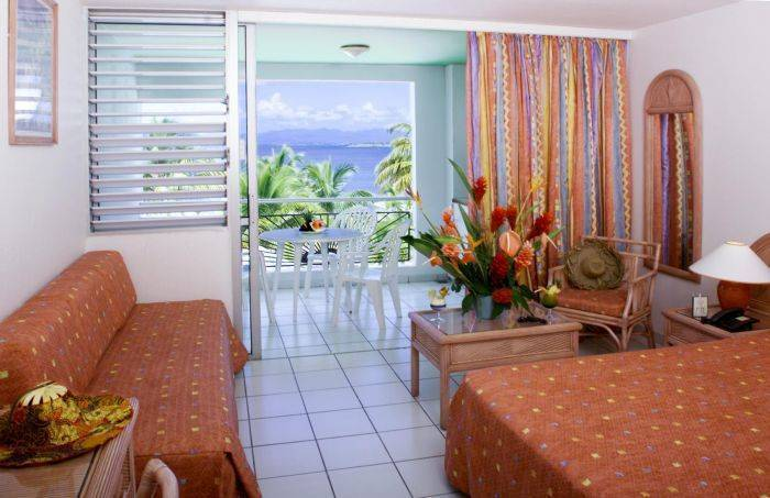 Canella Beach Hotel, Le Gosier, Guadeloupe, find the lowest price on the right hotel for you in Le Gosier