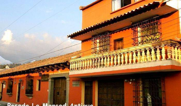 Posada La Merced Antigua, great deals 12 photos