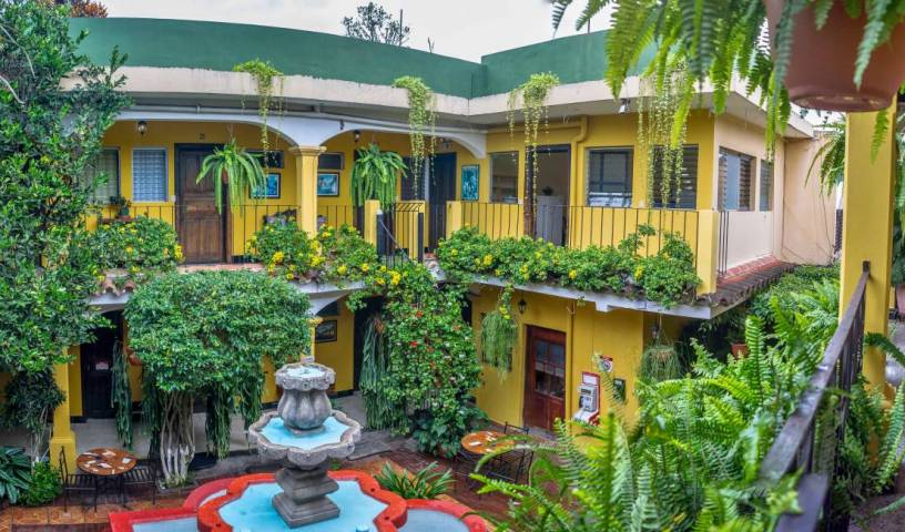 Posada San Vicente - Get low hotel rates and check availability in Antigua Guatemala 48 photos