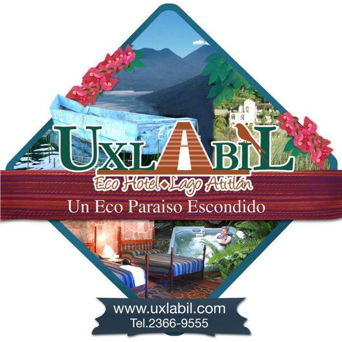 Eco Hotel Uxlabil Atitlan, San Juan La Laguna, Guatemala, small hotels and hotels of all sizes in San Juan La Laguna
