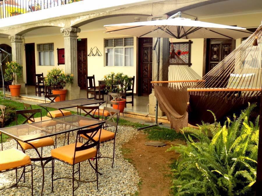 Hostal Posada de San Carlos, Antigua Guatemala, Guatemala, Guatemala hotely a ubytovny