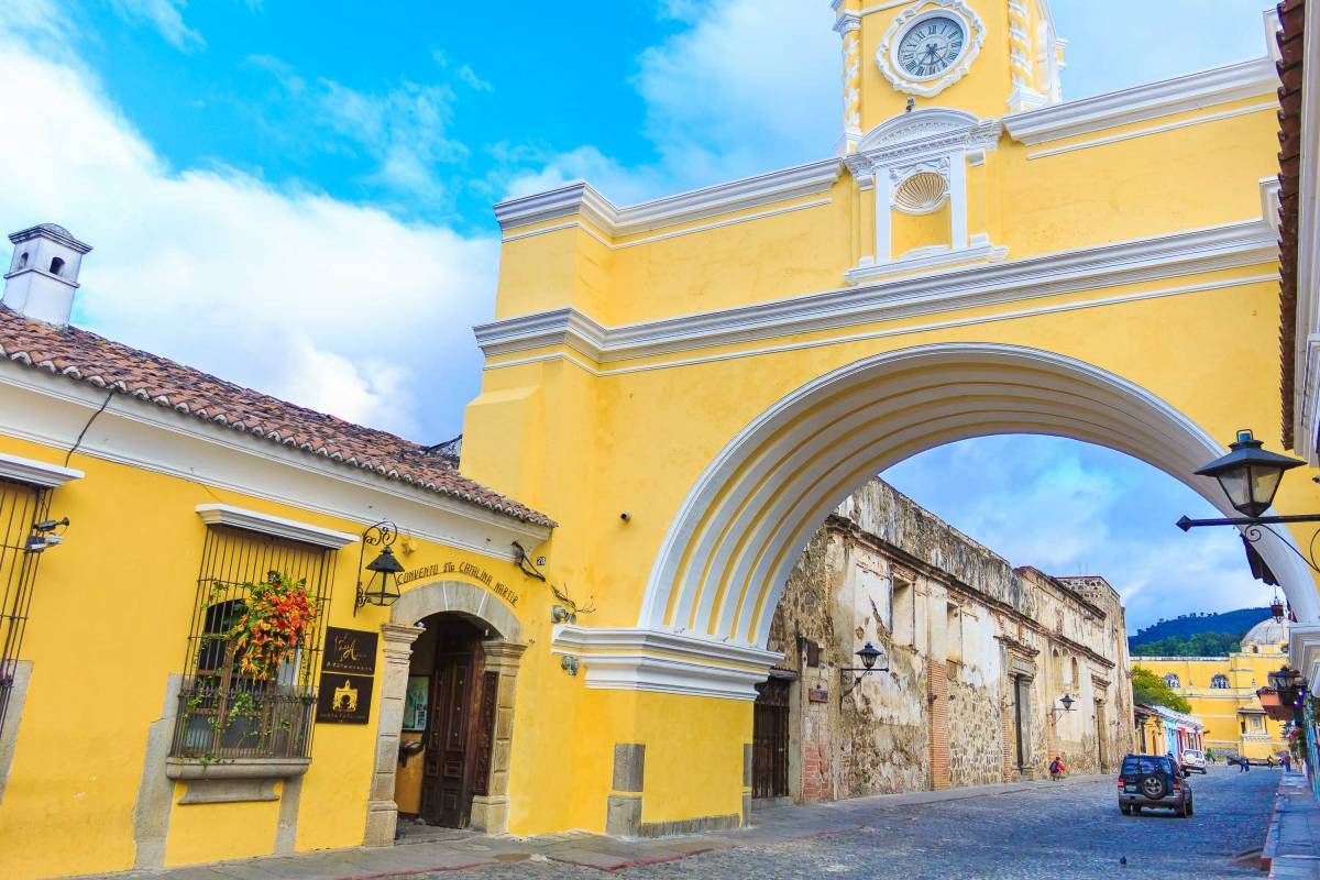 Hotel Convento Santa Catalina, Antigua Guatemala, Guatemala, big savings on hotels in destinations worldwide in Antigua Guatemala
