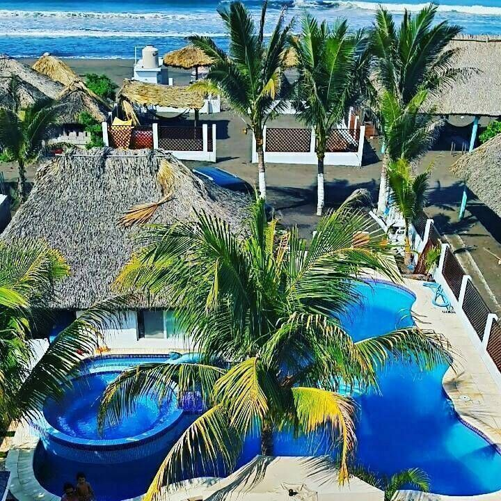 Hotel La Guitarra, Monterrico, Guatemala, where are the best new hostels in Monterrico