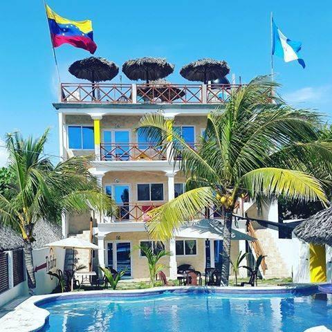 Hotel La Guitarra, Monterrico, Guatemala, Guatemala hostels en hotels