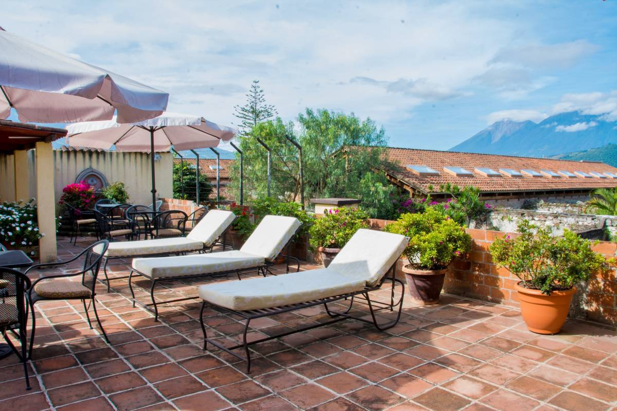 Hotel Las Camelias Inn, Antigua Guatemala, Guatemala, hotels for road trips in Antigua Guatemala