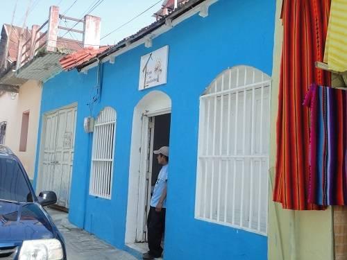 Hotel Los Estudiantes, Flores, Guatemala, Guatemala hostels en hotels