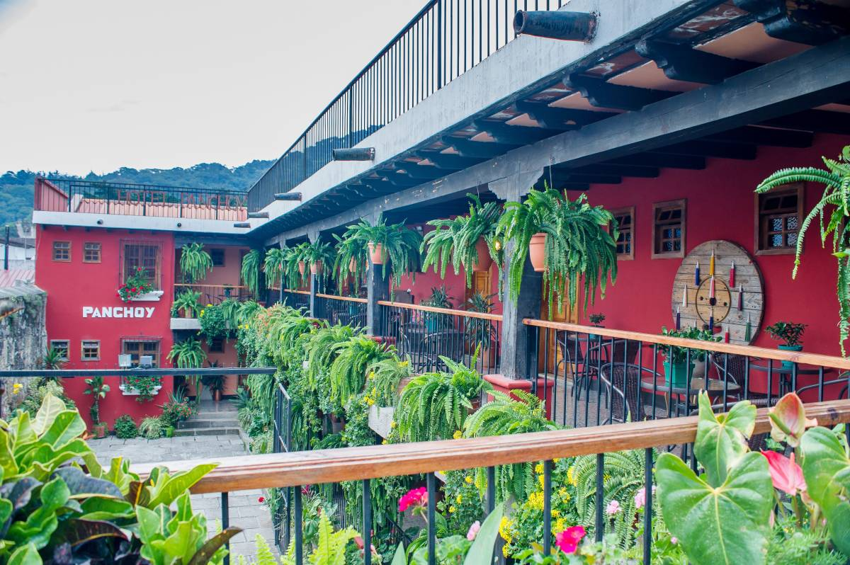 Hotel Panchoy, Antigua Guatemala, Guatemala, hotels with a good reputation for cleanliness in Antigua Guatemala