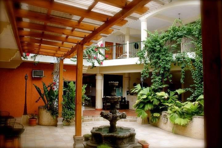 Mayaland Plaza Hotel, Flores, Guatemala, Guatemala hostely a hotely