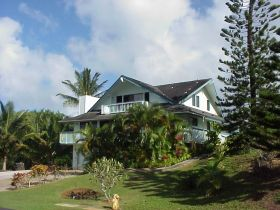 Princeville Bed And Breakfast, Princeville, Hawaii, book budget vacations here in Princeville