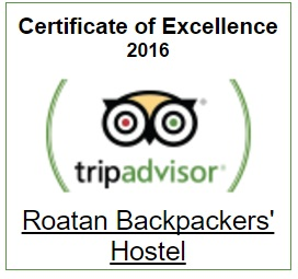 Roatan Backpackers' Hostel, Roatan, Honduras, Honduras hotels and hostels