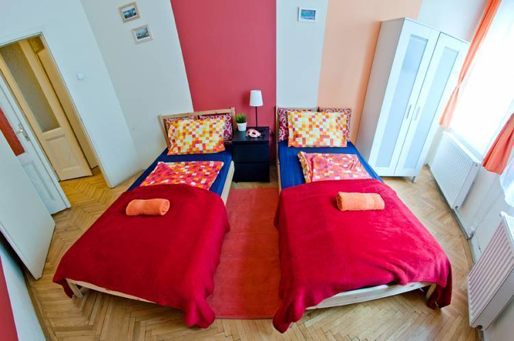 Animation City Hostel, Budapest, Hungary, high quality travel in Budapest