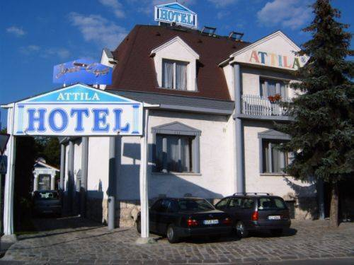 Attila Hotel And Pension, Budapest, Hungary, Hungary hotels and hostels