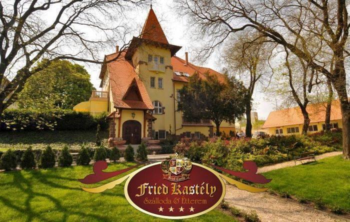 Castello Albergo Fried, Simontornya, Hungary, Hungary hotels and hostels