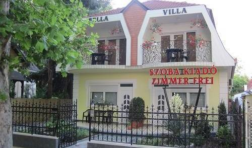 Bella Villa - Search available rooms and beds for hostel and hotel reservations in Siofok 10 photos