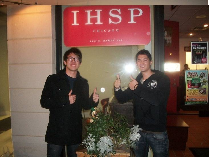 IHSP Chicago, Chicago, Illinois, Illinois hotels and hostels