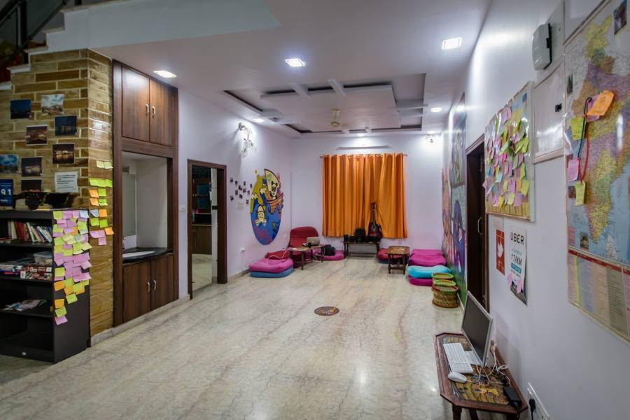 Backpacker Panda, Udaipur, India, UPDATED 2018 best hotels and bed & breakfasts in town in Udaipur