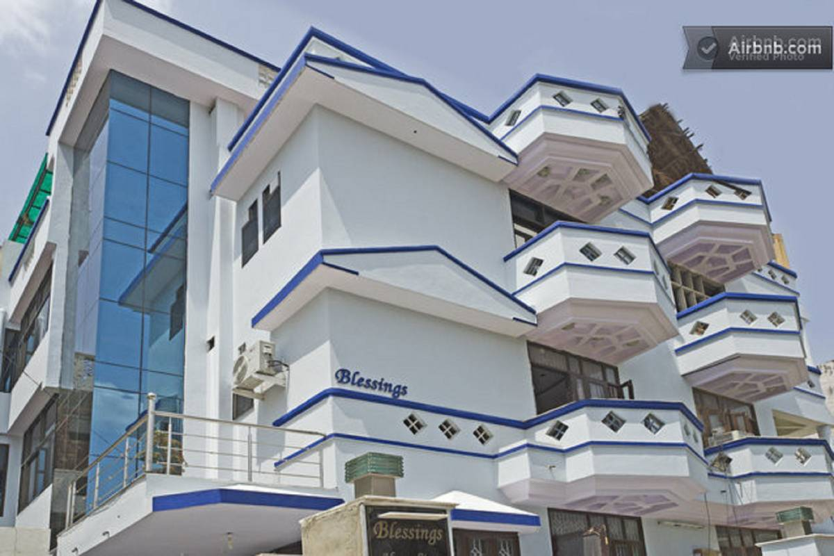 Blessings Homestay, Jaipur, India, India hotels and hostels