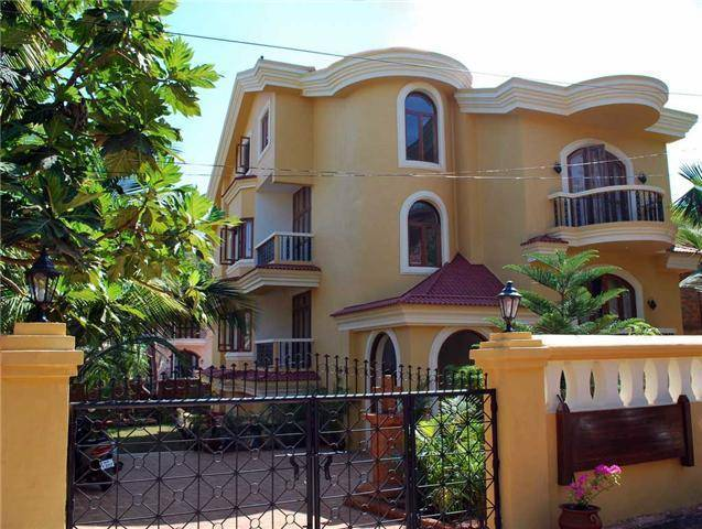 Bougainvillea Guest House, Candolim, India, India hotels and hostels