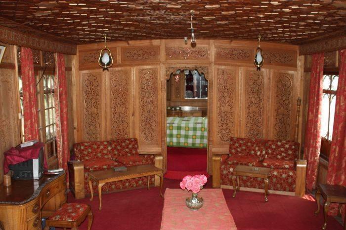 Canada Houseboats, Srinagar, India, top 5 hotels and hostels in Srinagar