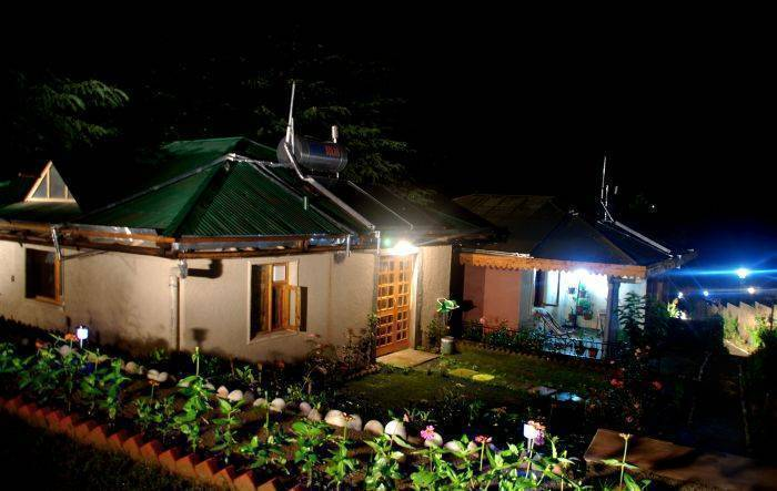 Chail Villas, Chail, India, the best locations in Chail