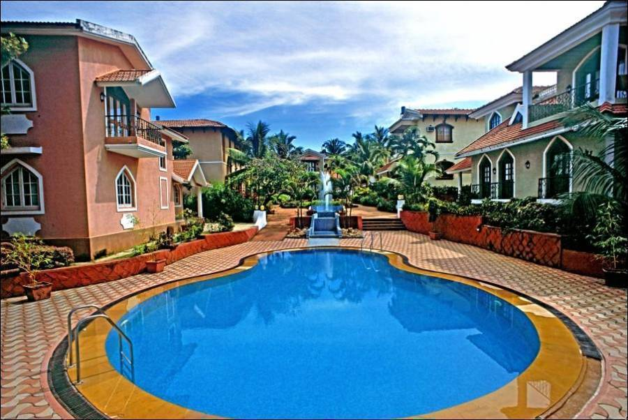 Clarks Exotica, Goa, India, Migliori destinazioni alberghiere nordamericane e sud americane in Goa