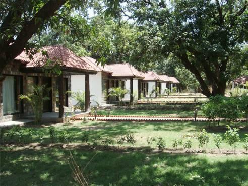 Corbett Leela Vilas, Almora, India, the best locations in Almora
